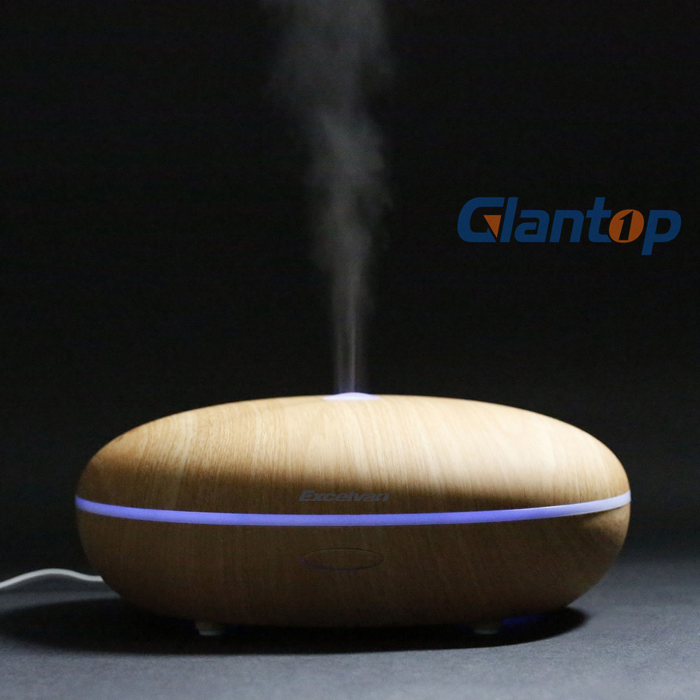 Glantop New Fashionable Essential Oil Diffuser Whisper Quiet Cool Mist Humidifier Free Shipping  GLTHSG2003<br><br>Aliexpress