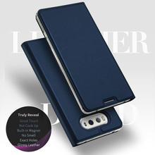Dux Ducis For LG G6 Case Flip Luxury Wallet Leather Card Slots Holder Cover for LG G6 Silicone Funda Coque Stand Smartphone Bags(China)