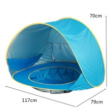 Wnnideo Baby beach tents take the outdoor waterproof children's swimming pool games room(China)