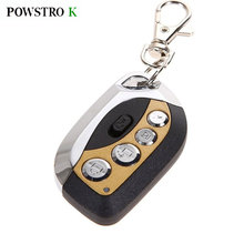 315MHz Copy Remote Control Duplicator Auto Copy Controller with Battery for Car Alarm Motorcycle Alarm Olling Gates Garage Door