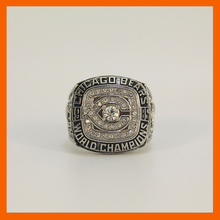 NEW SILVER COLOR 1985 CHICAGO BEARS SUPER BOWL XX WORLD CHAMPIONSHIP RING US SIZE 11(China)