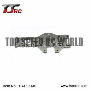 CNC -Baja metal parts ,Alloy Strengthened Rear Chassis (TS-H95140)+Free shipping!!!<br><br>Aliexpress