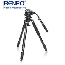Benro A383TS6 Tripod For Video & Camera / Especial For Watching Bird / Photography Equipment Wholesale & Retail / Free Shipping(China)