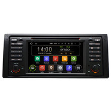 Android 7.1 OS In-Car Multimedia System For BMW E39/E53/X5/M5/520i/528i/530i Old 5 Series With Auto DVD Player GPS Navi Headunit