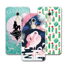 Buy K6 Case Cover Lenovo Vibe K6 5.0 inch Mermaid Painting Top Soft TPU Protective Back Cover Lenovo K6 Phone Cases for $1.48 in AliExpress store