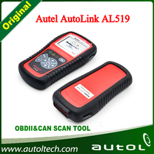 Top Quality 2016 AutoLink AL519 Original Autel AL 519 Code Reader work on ALL 1996 and newer vehicles(China)