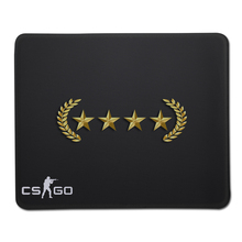 Cool Black Mouse Pad Computer Mousepad cs go gold nova master rank logo Large Gaming Mouse Mats To Mouse Gamer Anime Mouse Pad