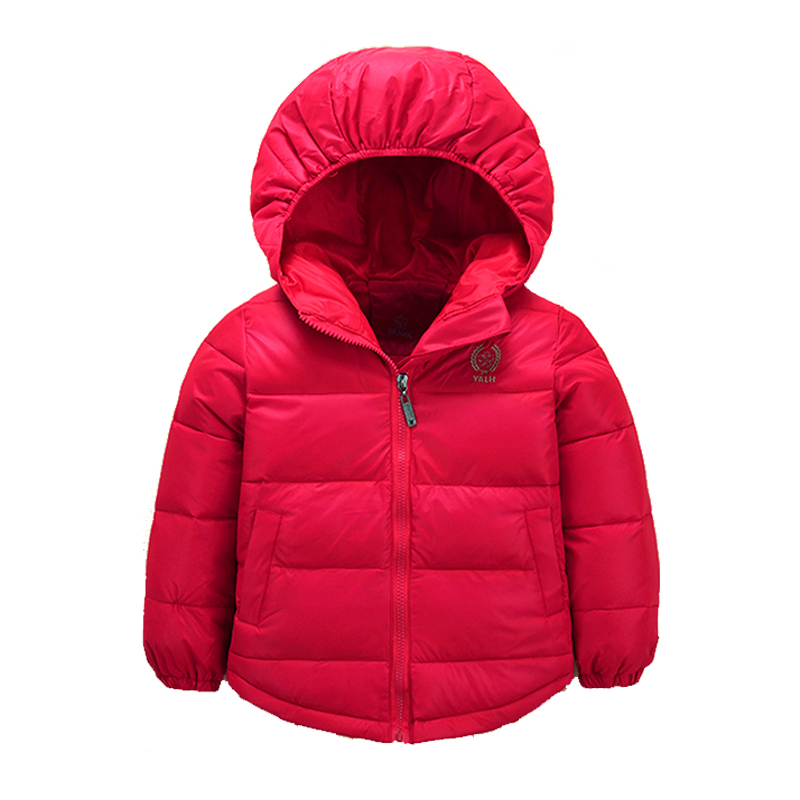 Baby Girls Boys White Duck Down Winter Jackets Light Warm Fashion Kids Coats Down Parkas Solid Color Free Shipping 25C 110-150cmОдежда и ак�е��уары<br><br><br>Aliexpress