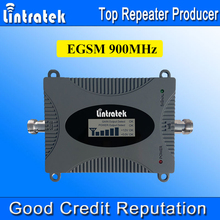 Lintratek EGSM Repeater E900MHz Cell Phone Signal Booster LCD Display EGSM900 Signal Amplifier Powerful Wide Band GSM Repeater /