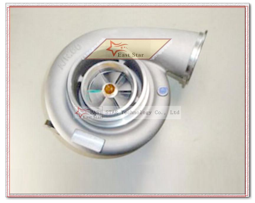 TURBO GT42 GT4292 731376-5002 Oil Cooled Turbo compressor AR .60 turbine 1.05 AR 1000HP T4 6 Bolt Turbine Turbocharger (1)