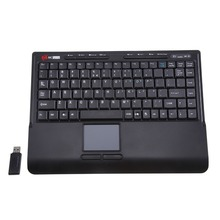 Wireless USB keyboard industrial medical touchpad keypad office