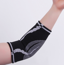 Elastic salud nylon, spandex basketball arm sleeve sport equipment elbow pads support  free shipping #ST6814