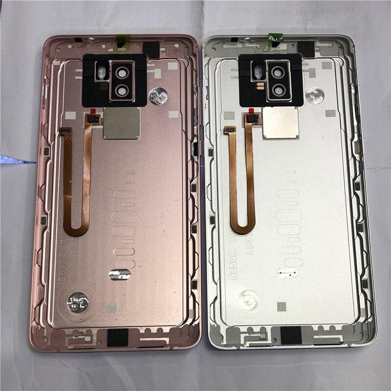 Xiaomi 5S Plus battery cover fingerprint-3