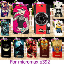 AKABEILA TPU Case For Micromax Q392 Canvas Power 2 Canvas Juice 3 5.0 INch Case Cover Shell Housing Cover Protector sheath