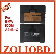 Without HDD for BMW icom A2 B C High Quality Master for BMW icomA2+B+C 3 in 1 Sharply Discount On Promotion icomA2 DHL Free