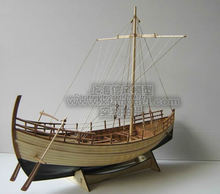 NIDALE Model Greece Ancient ship wooden SC Model Scale 1/48 Kyrenia merchant ship Kit include English instruction(China)