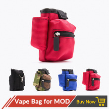 Electronic Cigarette Vape Pocket Bag Vapor Tool Kit Bag for RTA RBA RDA Mechanical Mod Alien Kit DIY Tool Carry box Mod Bag Case