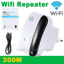 Wireless-N WiFi Repeater 802.11N/B/G Network Router Range 300Mbps Signal Antenna Booster Amplifier Expander Wireless LAN Adapter