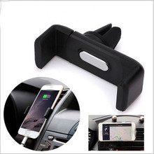 High quality Automobile air-conditioning outlet cellular phone support Car navigator bracket Suitable for electronic products