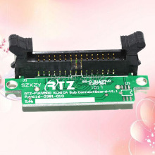 Konica KM512 printhead connector board for Flora LJ3208K LJ320K LJ3204K Eco solvent / UV printer mini interface card