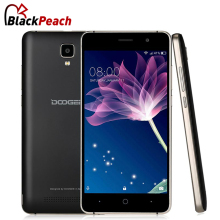Doogee X10 Mobile Phone 5.0 Inch MTK6570 Dual Core Android 6.0 512MB RAM 8GB ROM 5MP Cam 3360mAh Battery Metal Frame GPS Wifi