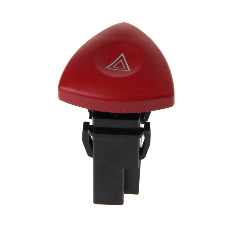 Emergency Hazard Flasher Warning Light Switch For Renault Laguna Master Trafic II Vauxhall(China)