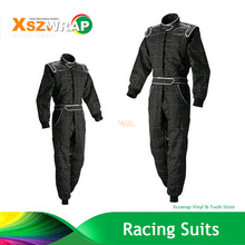 2017 New Arrival F1 Jacket Karting Suit Car Motorcycle Racing Club Exercise Clothing Overalls Stig Suit Two Layer Waterproof(China)