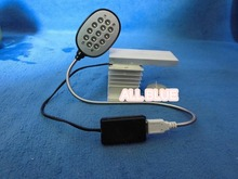 thermoelectric power generator candles generator