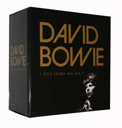 David Years 1969-1973 12 CD US Version DVD Boxset Music cd box set Brand New factory sealed top quality.<br>