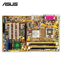 Asus P5PL2-E Desktop Motherboard 945 Socket LGA 775 DDR2 2G SATA2 USB2.0 ATX Second-hand High Quality(China)