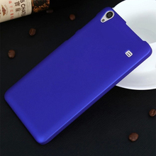 Cellphone Cases For Lenovo Note8 Note 8 A936 Hard Plastic Case Matte Ultra Thin Anti Skid Rubber PC Back Cover Shell Phone Bags