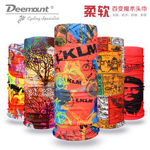 Outdoor Sport Bike Bicycle bandanas headwear ciclismo wind proof Face mask Mutil Function Cycling Cap Hat Headband Pirate Scarf