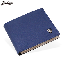 Men Classic Card Holder Coin Purses Men Wallet Portable PU Leather Famous Brand Designers Brief Male Clutch(China)