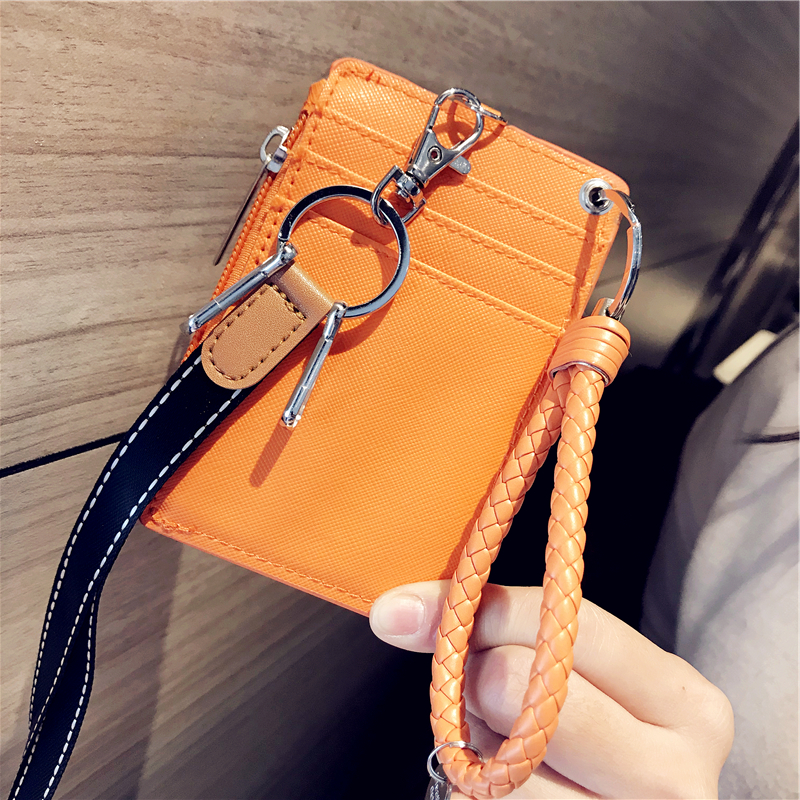 Luggage & Bags Smart Shiny Women Card Holder Wallet Id Holders Female Student Cardholder For Lolita Cute Star Transparent Laser Bank Credit Card Case Low Price Card & Id Holders
