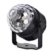 Car Colorful DJ LED Light 6W Music Rhythm Sound Activated 5V Vehicle Interior Decoration Lamp