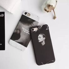 Hard Plastic Phone Case For iphone 6 Case For iphone 6 6s Plus 7 7 Plus Fashion Magazine Cover Girl Phone Covers Coque Fundas