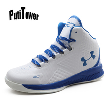Plus Size Men Women Basketball Shoes High Tops Winter Snow Ankle Boots Light Professional Trainers UA Chaussure Homme 0903
