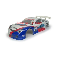 HENGLONG 3851-1 RC EP car Lightning 1/10 spare parts No. 10011 White Car body shell / car shell / car body