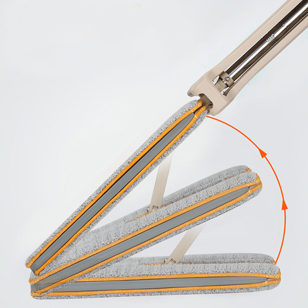 Self-Wringing Double Sided Flat Mop 6
