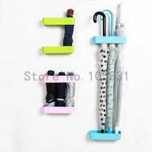 Home umbrella storage rack long short shank umbrella drain rack umbrella stand shelf rack
