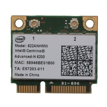 for Intel Half 622AN 6200 Mini PCI-E Card 300Mbps for DELL for Acer for Gateway Notebook New C26(China)