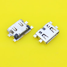 HD-049  New DC Power Jack Micro USB Port Plug Socket for netbook/ tablet pc/mobile/mp3/mp4/Phone/phone HDMI JACK