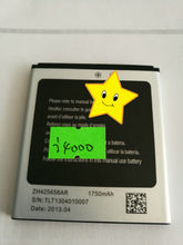 "New Battery for ChangJiang N6300 INEW i4000 MTK6589 5.0"" Smart Cell phone Batterie Batterij Bateria(China)"