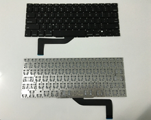 "TPFEEL New US Keyboard replacement for Macbook Pro Retina 15"" A1398 US Layout Keyboard 2013-2015year(China)"