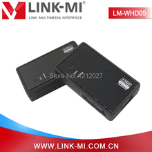LINK-MI LM-WHD05 50m Audio Video 5GHz Wireless HDMI Transmitter and Receiver For Blu-ray Player/DVD Player/PC/Laptop/HDTV