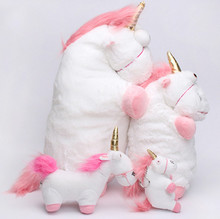 15cm/18cm Despicable me unicorn plush toy, unicorn plush pendant, unicorn stuffed doll, minion plush horse for girlfriend
