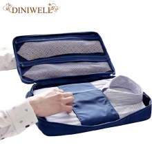DINIWELL Slim Shirt Pouch Portable Handbag Tie Anti-creasing Bag  Travel Or Business Trip Clothing Accessories Organizer