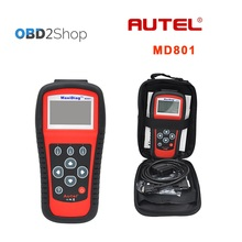 Maxidiag MD801 4 in 1 code reader scanner for OBD1 OBDII protocol Diagnostic tool