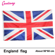 United Kingdom National Flag great british Indoor Outdoor 3x5 feet 2x3' GB Country Flag Banner National Pennants England UK Flag(China)