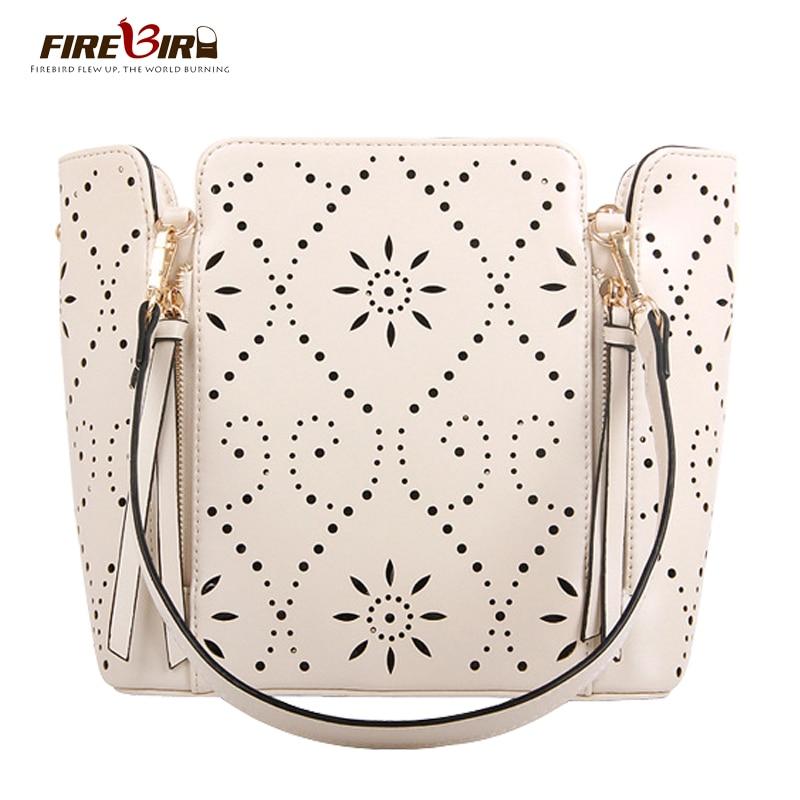Hot Sale Designer Handbags High Quality Women Handbags Brand PU Leather Women Shoulder Bag Flower Hollow Out Bag Messenger Bags<br><br>Aliexpress